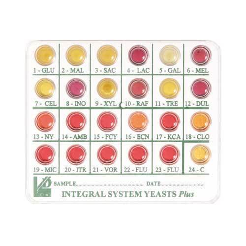 Integral System Yeasts Plus, 20 Test
