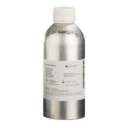 Medio montaje VITRO CLUB (equivale Eukitt) 500mL