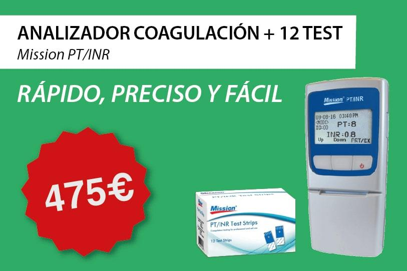 comprar-analizador-coagulacion-mission